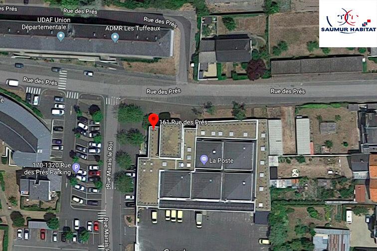 Location parking Robert Amy - Saumur
