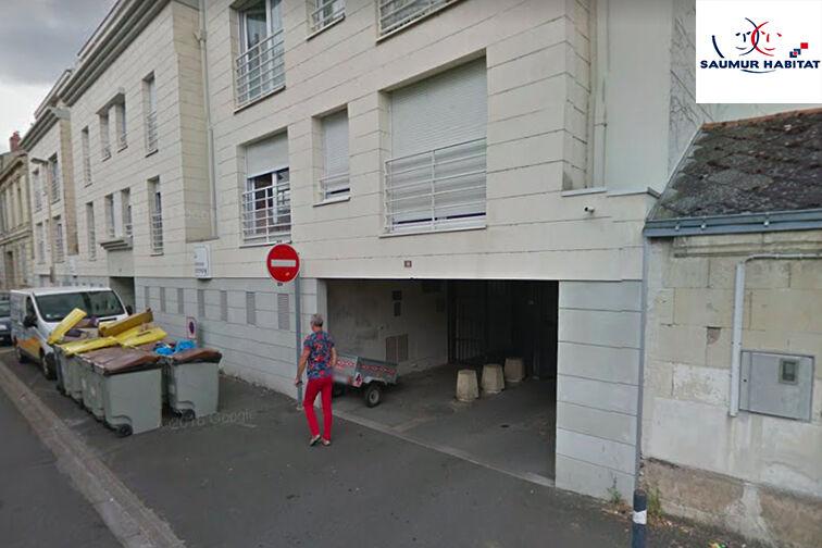 location parking Médiathèque de Saumur