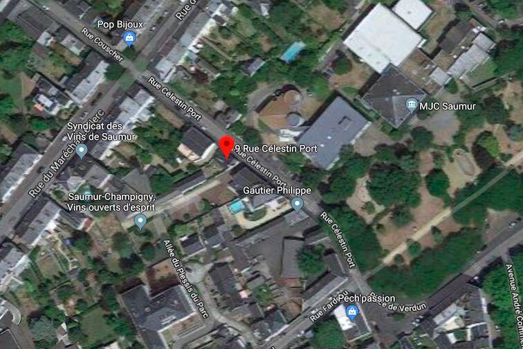 location parking Le Thouet - Saumur (place moto)