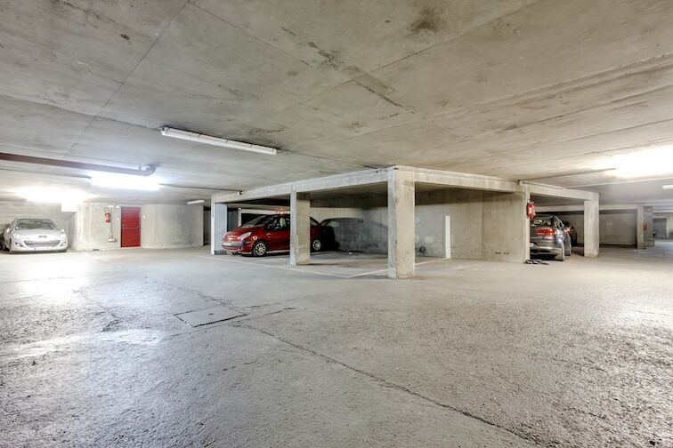 Parking Georges Pompidou - Le Thouet location