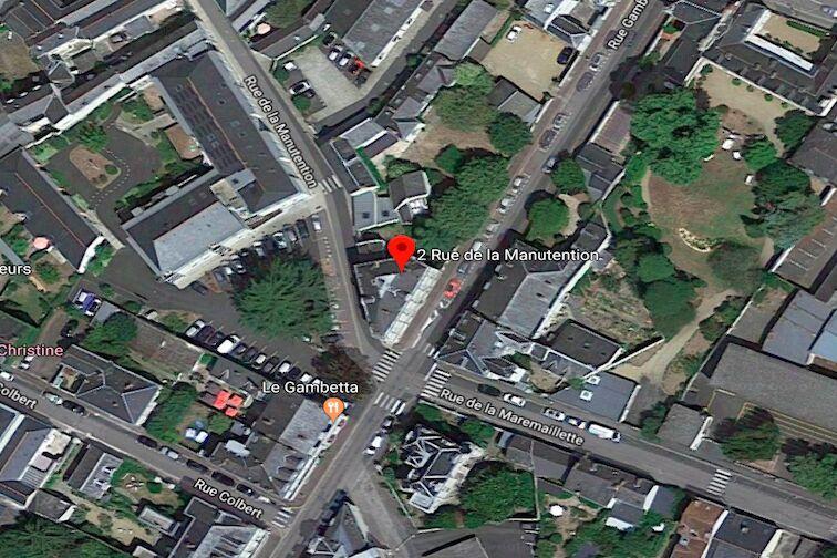 location parking Les Écoles Militaires - Saumur