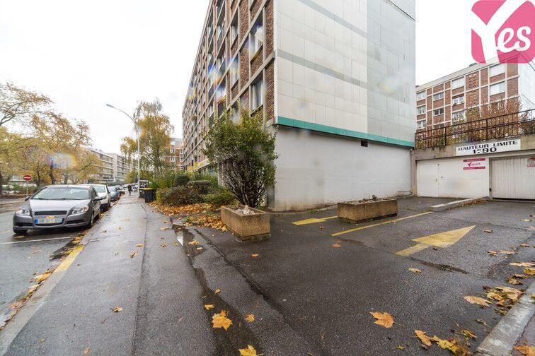 Parking Gentilly - Reine Blanche souterrain