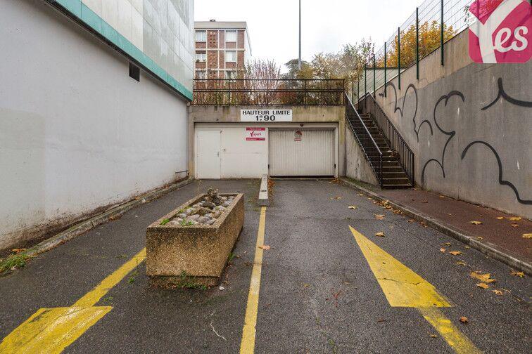 Parking Gentilly - Reine Blanche sécurisé