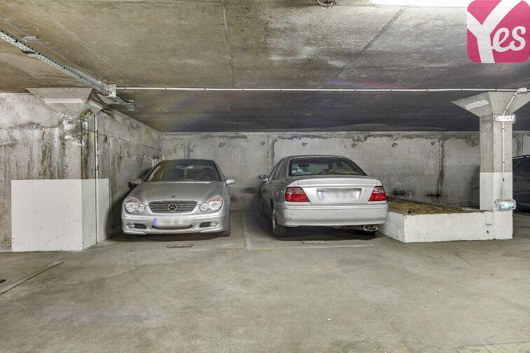 Parking Gentilly - Reine Blanche location mensuelle