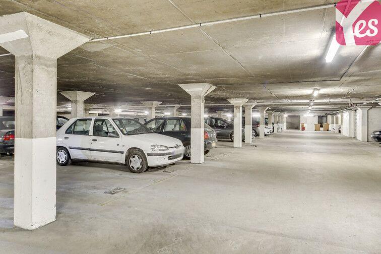 Parking Gentilly - Reine Blanche garage