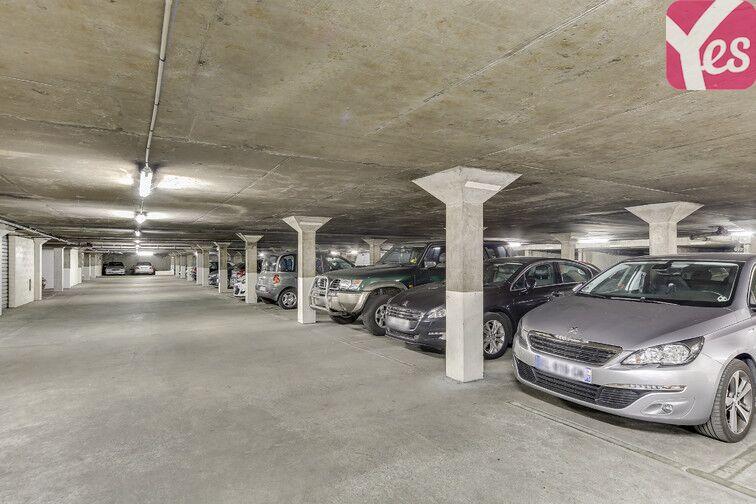 Parking Gentilly - Reine Blanche 24/24 7/7