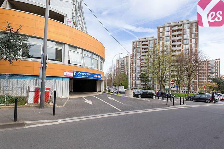 Parking Gentilly - Frileuse Centre-ville 24/24 7/7