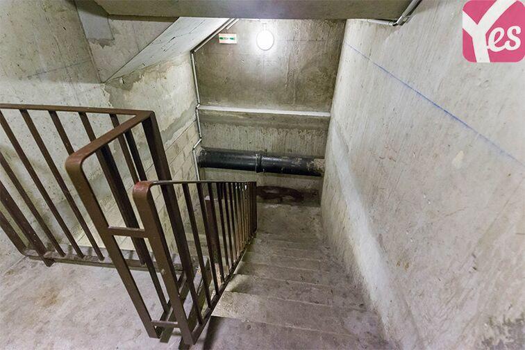 Parking Gentilly - Frileuse Centre-ville souterrain