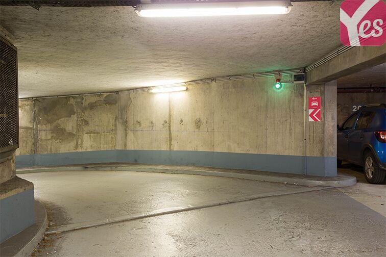 Parking Gentilly - Frileuse Centre-ville 94250