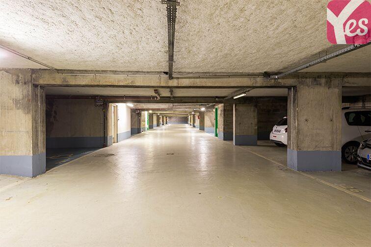 Parking Gentilly - Frileuse Centre-ville sécurisé