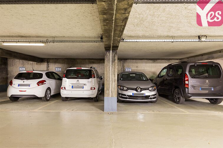 Parking Gentilly - Frileuse Centre-ville en location