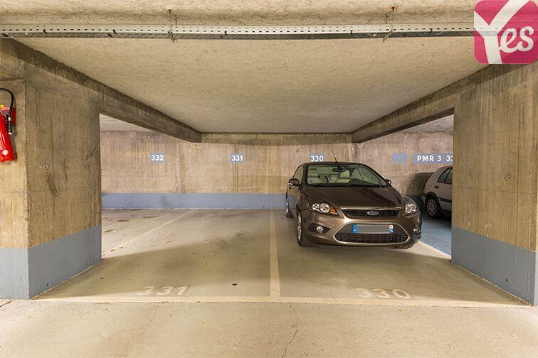 Parking Gentilly - Frileuse Centre-ville Gentilly