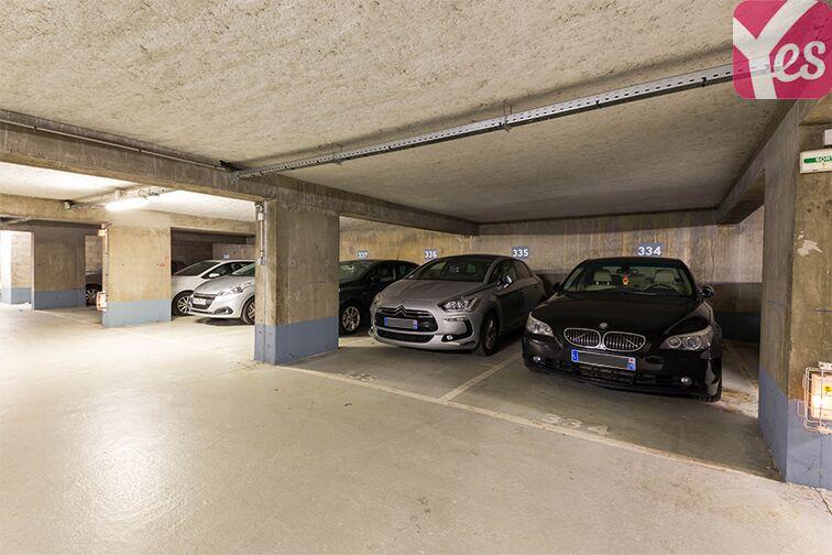 Parking Gentilly - Frileuse Centre-ville caméra