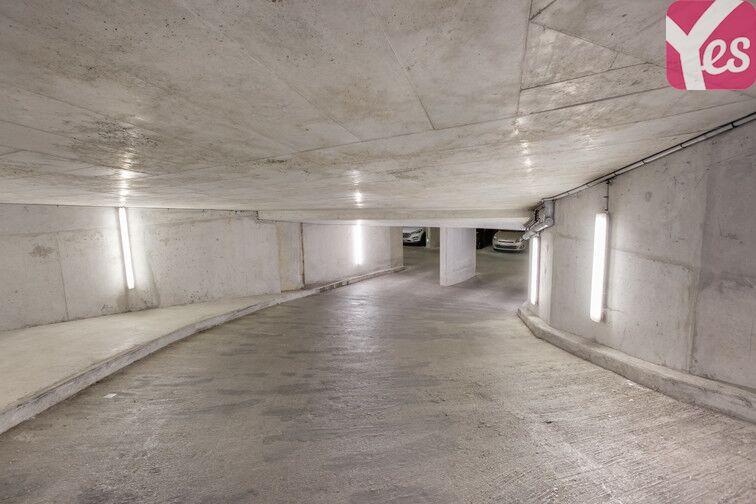 Parking Parc des tilleuls - Courbevoie avis
