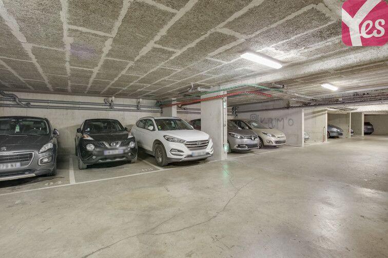 Parking Parc des tilleuls - Courbevoie garage