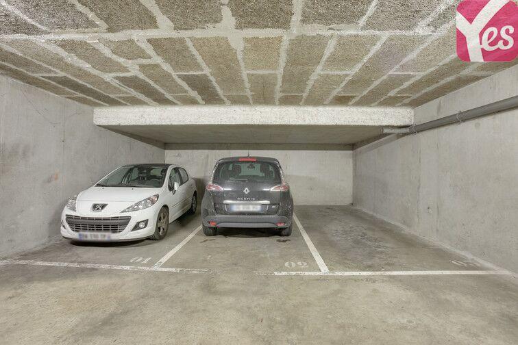 Parking Parc des tilleuls - Courbevoie Courbevoie