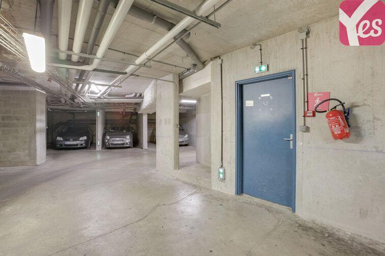 Parking Parc des tilleuls - Courbevoie souterrain