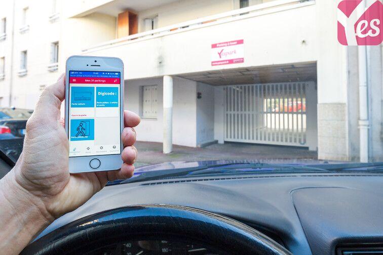 Location parking Garibaldi - Lavoir - Limoges