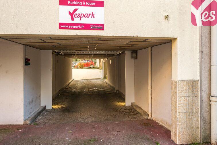 Parking Garibaldi - Lavoir - Limoges box