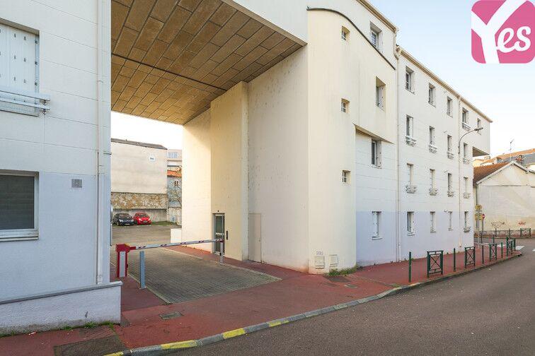 Parking Garibaldi - Lavoir - Limoges sécurisé