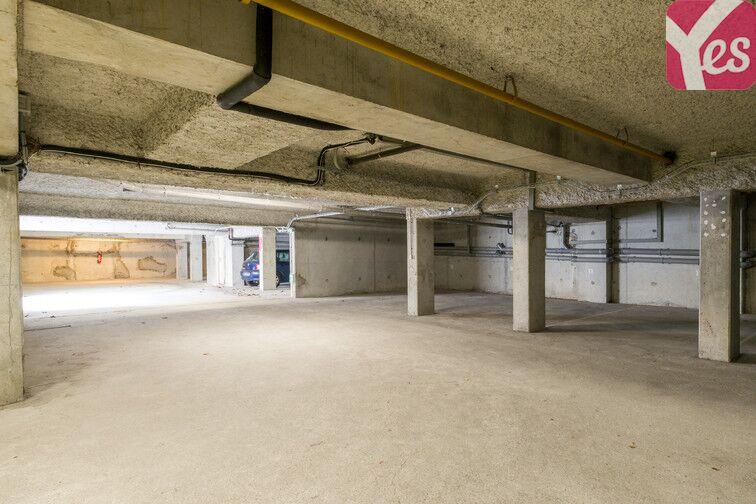 Parking Garibaldi - Lavoir - Limoges Limoges