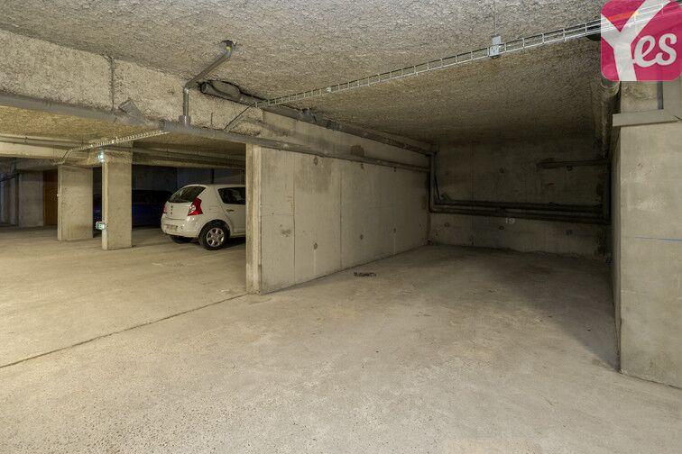 Parking Garibaldi - Lavoir - Limoges location mensuelle