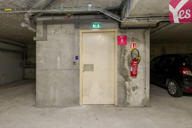 Parking Garibaldi - Lavoir - Limoges gardien