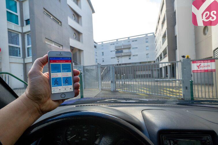 location parking Place Sadi Carnot - Limoges - Bâtiment B