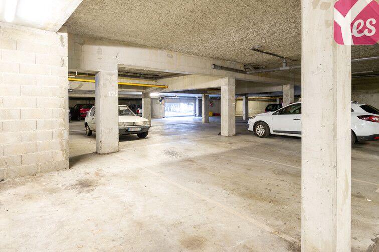 Parking Place Sadi Carnot - Limoges - Bâtiment B sécurisé