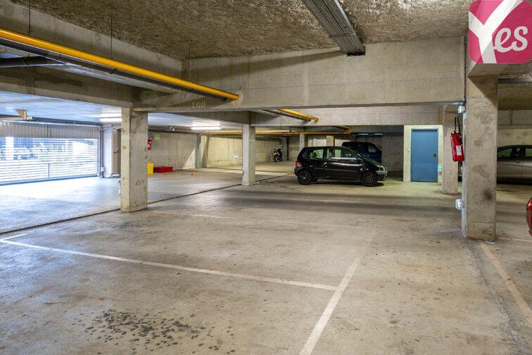 Parking Place Sadi Carnot - Limoges - Bâtiment B caméra