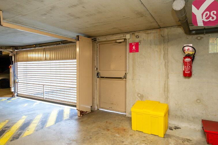 Parking Place Sadi Carnot - Limoges - Bâtiment B gardien