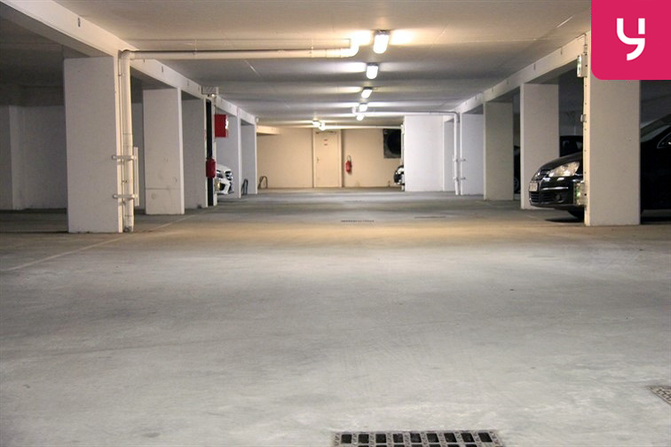 Parking Clamart - rue de Bretagne garage