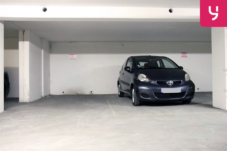 Parking Clamart - rue de Bretagne 24/24 7/7