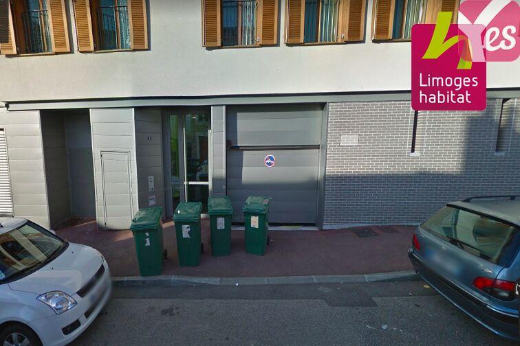 location parking Etienne Baignol - Limoges