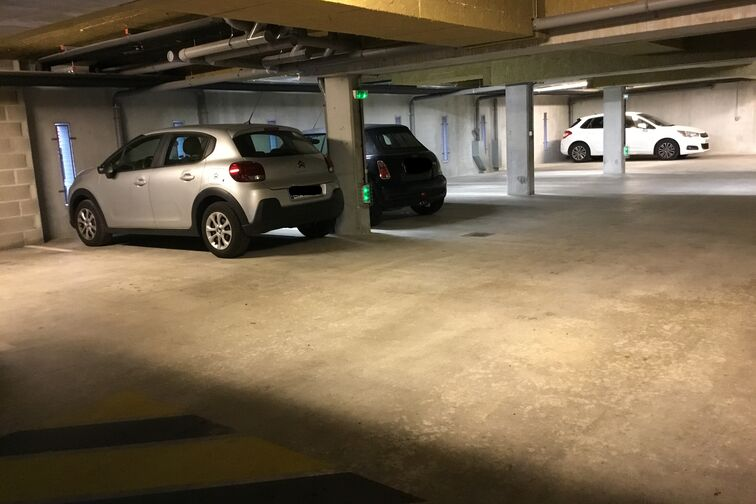 Parking Théodore Bac - Limoges 24/24 7/7