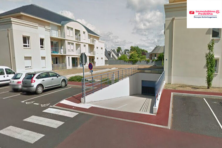location parking Angers - Monplaisir