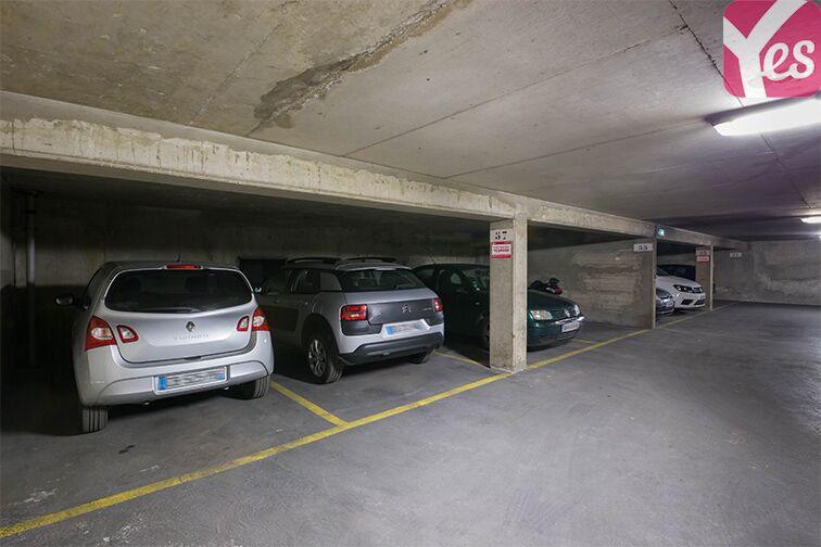 Parking Parc Montsouris - René Coty gardien