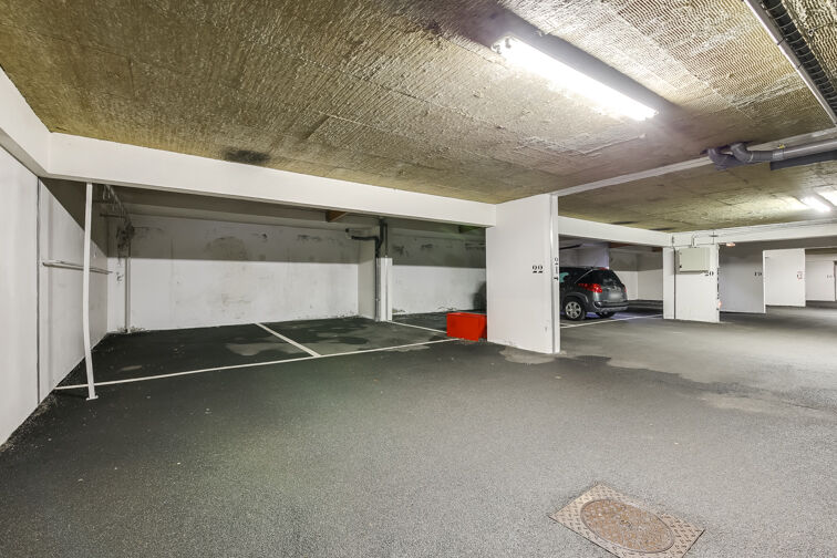 Parking Angers - Roseraie box