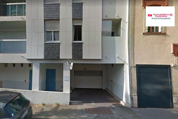 location parking Angers - Centre-ville - La Fayette