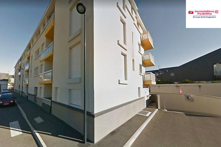 location parking Angers - Saint-Serge - Chalouère