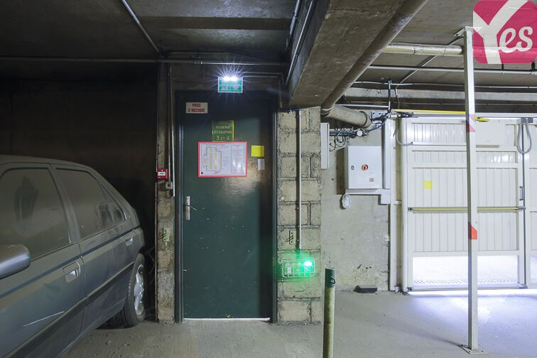 Parking Square Henri Regnault - Puteaux - La Défense sécurisé