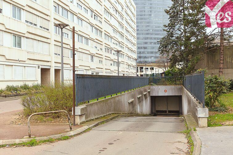 Parking Square Henri Regnault - Puteaux - La Défense location mensuelle