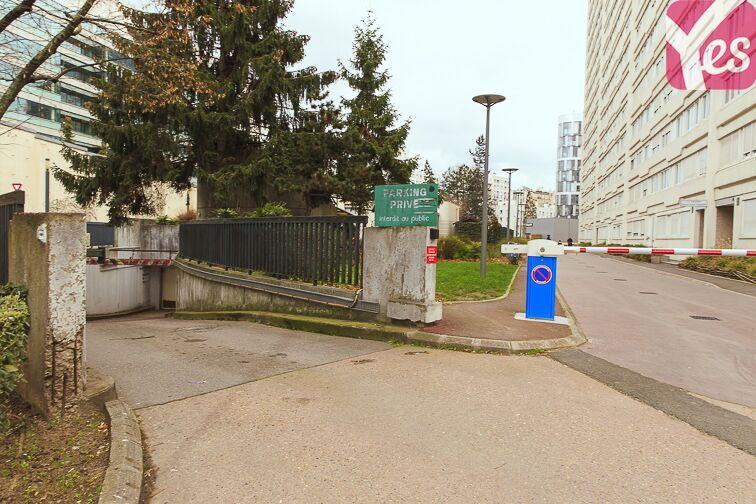Parking Square Henri Regnault - Puteaux - La Défense souterrain