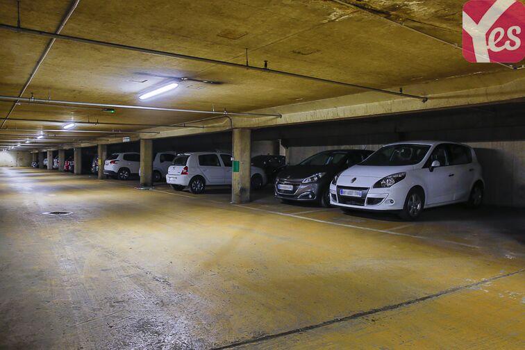Parking Square Henri Regnault - Puteaux - La Défense 3, square Henri Regnault