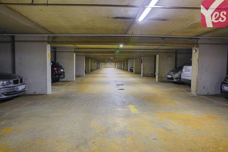 Parking Square Henri Regnault - Puteaux - La Défense location