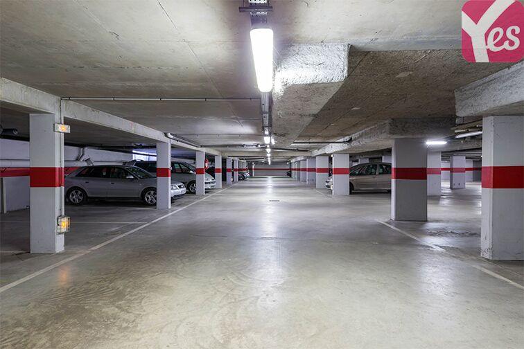 Parking Théâtre de Fresnes sécurisé