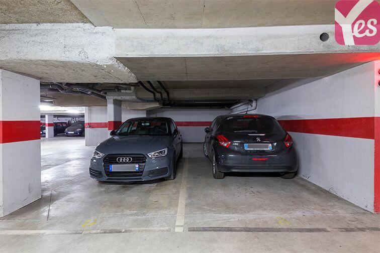 Parking Théâtre de Fresnes en location