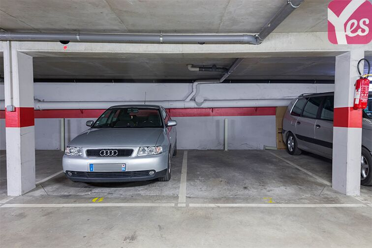 Parking Théâtre de Fresnes 40 bis rue Maurice Tenine