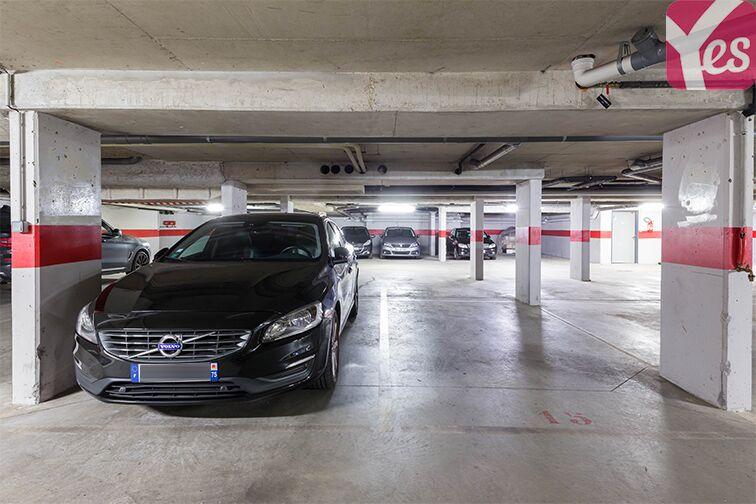 Parking Théâtre de Fresnes box