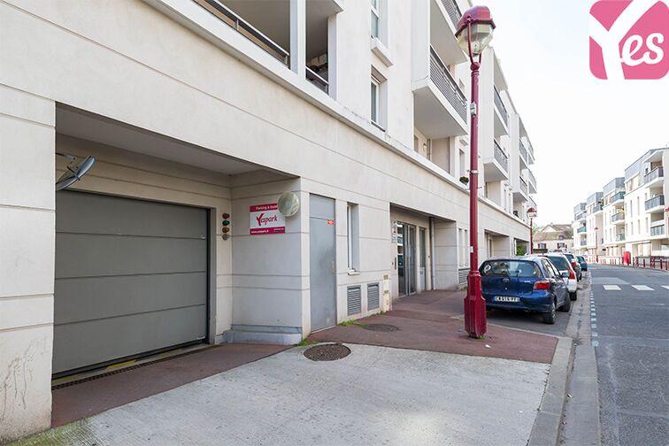 Parking Théâtre de Fresnes avis